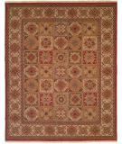 RugStudio presents Famous Maker Soumak 306 Earthtones Flat-Woven Area Rug