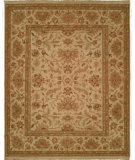 RugStudio presents Famous Maker Soumak 324 Yellow Flat-Woven Area Rug