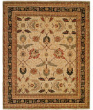 RugStudio presents Famous Maker Allexa 100641 Hand-Knotted, Best Quality Area Rug