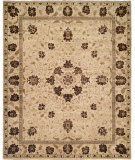 RugStudio presents Famous Maker Antonia 100385 Hand-Knotted, Best Quality Area Rug