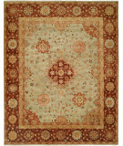 RugStudio presents Famous Maker Antonia 100387 Hand-Knotted, Best Quality Area Rug