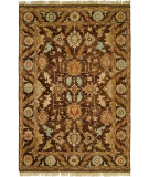 RugStudio presents Famous Maker Bertain 100503 Hand-Knotted, Best Quality Area Rug