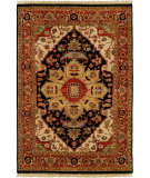 RugStudio presents Famous Maker Bertain 100504 Hand-Knotted, Best Quality Area Rug