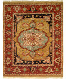 RugStudio presents Famous Maker Bertain 100507 Hand-Knotted, Best Quality Area Rug