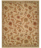 RugStudio presents Famous Maker Cassia 100816 Tan Flat-Woven Area Rug