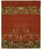 RugStudio presents Famous Maker Cassia 100818 Flat-Woven Area Rug
