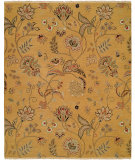 RugStudio presents Famous Maker Cassia 100821 Yellow Flat-Woven Area Rug