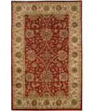 RugStudio presents Kalaty Empire EM-281 Red/Ivory Hand-Tufted, Best Quality Area Rug
