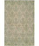 RugStudio presents Famous Maker Grimani 100671 Soft Beige Hand-Knotted, Best Quality Area Rug