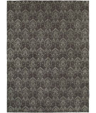 RugStudio presents Famous Maker Grimani 100677 Heather Grey Hand-Knotted, Best Quality Area Rug
