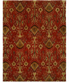 RugStudio presents Famous Maker Ikat 100420 MULTI Hand-Tufted, Best Quality Area Rug