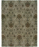 RugStudio presents Famous Maker Ikat 100422 Multi Hand-Tufted, Best Quality Area Rug