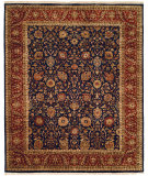 RugStudio presents Famous Maker Kabriol 100365 Red Woven Area Rug
