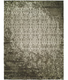 RugStudio presents Famous Maker Madson 100361 Shadow Ivory Hand-Tufted, Good Quality Area Rug