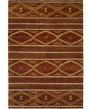 RugStudio presents Famous Maker Mojore 100690 Chocolate Hand-Knotted, Best Quality Area Rug