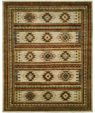 RugStudio presents Famous Maker Mojore 100703 Hand-Knotted, Good Quality Area Rug