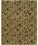 RugStudio presents Famous Maker Newsen 100062 Beige Hand-Tufted, Good Quality Area Rug