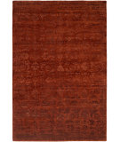 RugStudio presents Famous Maker Niran 100932 Red Hand-Knotted, Best Quality Area Rug