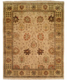 RugStudio presents Famous Maker Oushak 514 Hand-Knotted, Best Quality Area Rug