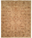 RugStudio presents Famous Maker Oushak 520 Tan Hand-Knotted, Best Quality Area Rug
