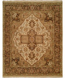 RugStudio presents Famous Maker Oushak 562 Tan Hand-Knotted, Best Quality Area Rug