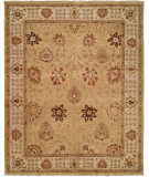 RugStudio presents Famous Maker Oushak 570 Tan Hand-Knotted, Best Quality Area Rug