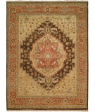 RugStudio presents Famous Maker Pastire 100983 Hand-Knotted, Best Quality Area Rug
