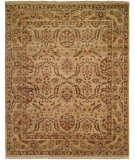 RugStudio presents Famous Maker Pastire 100985 Tan Hand-Knotted, Best Quality Area Rug