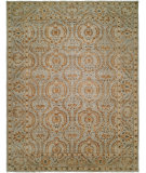 RugStudio presents Famous Maker Royen 100860 Blue Hand-Knotted, Best Quality Area Rug