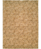RugStudio presents Famous Maker Royen 100863 Tan Hand-Knotted, Best Quality Area Rug