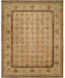 RugStudio presents Famous Maker Royen 100864 Earthtones Hand-Knotted, Best Quality Area Rug