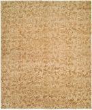RugStudio presents Famous Maker Royen 100725 Tan Hand-Knotted, Best Quality Area Rug