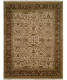 RugStudio presents Famous Maker Sharone 100472 Earthtones Hand-Knotted, Best Quality Area Rug