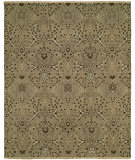RugStudio presents Famous Maker Soumak Natural 100252 Hand-Knotted, Good Quality Area Rug