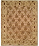 RugStudio presents Famous Maker Sonya 100841 Tan Hand-Knotted, Best Quality Area Rug