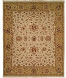 RugStudio presents Famous Maker Sienna 100242 Neutrals Hand-Knotted, Better Quality Area Rug