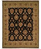 RugStudio presents Kalaty Sierra Sp-243 Black Hand-Knotted, Better Quality Area Rug