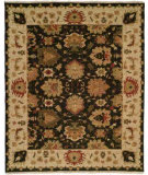 RugStudio presents Famous Maker Soumak 211 Black Flat-Woven Area Rug