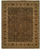 RugStudio presents Famous Maker Soumak 269 Earthtones Flat-Woven Area Rug