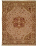 RugStudio presents Famous Maker Soumak 308 Tan Flat-Woven Area Rug