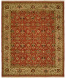 RugStudio presents Famous Maker Soumak 317 Orange Flat-Woven Area Rug