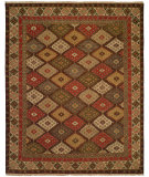 RugStudio presents Famous Maker Soumak 342 Flat-Woven Area Rug