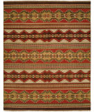 RugStudio presents Famous Maker Soumak 343 Flat-Woven Area Rug
