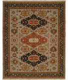 RugStudio presents Famous Maker Soumak 381 Blue Flat-Woven Area Rug
