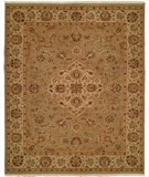 RugStudio presents Famous Maker Soumak 316 Green Flat-Woven Area Rug