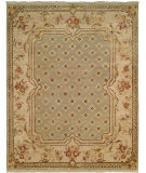 RugStudio presents Famous Maker Tuslon 100602 Hand-Knotted, Best Quality Area Rug