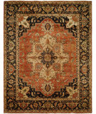RugStudio presents Famous Maker Tahone 100379 Hand-Knotted, Best Quality Area Rug
