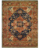 RugStudio presents Famous Maker Tahone 100380 Hand-Knotted, Best Quality Area Rug