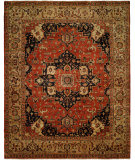 RugStudio presents Famous Maker Tahone 100383 Hand-Knotted, Best Quality Area Rug