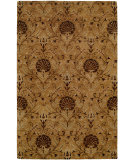 RugStudio presents Kalaty Terrazzo TZ-331 Bisque / Brown Hand-Tufted, Best Quality Area Rug